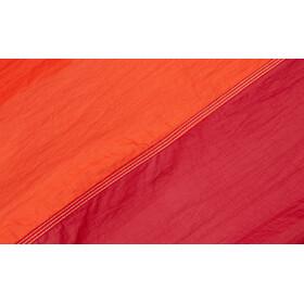 CAMPZ Nylon Hammock Ultralight red/red
